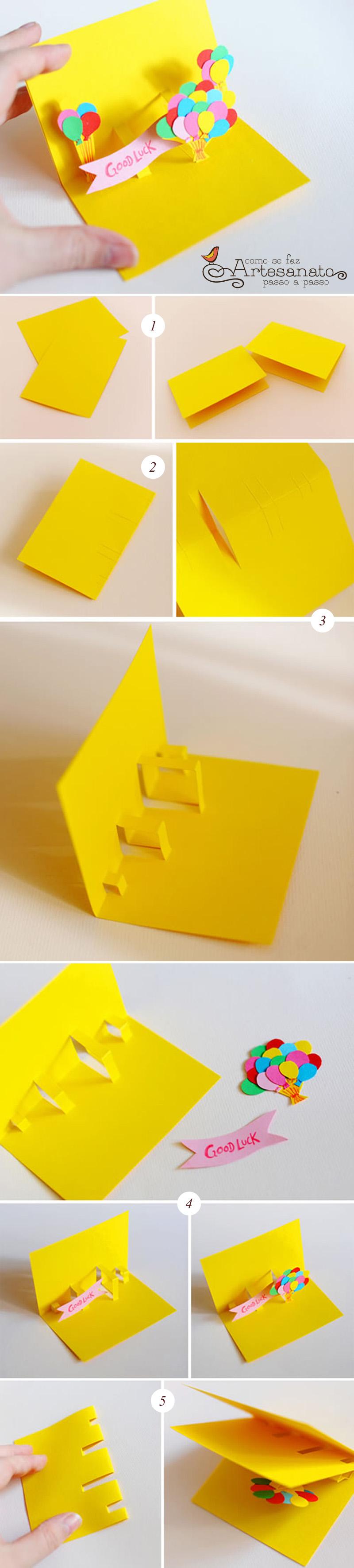 Faça um lindo convite de aniversário em 3D