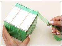 Aprenda fazer caixinhas com garrafas PET