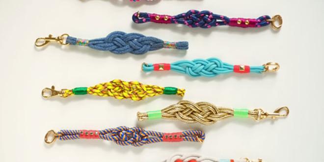 Como fazer pulseira n de marinheiro como faz artesanato for Como criar caracoles de jardin