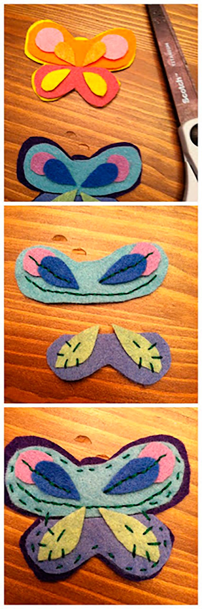 borboleta-de-feltro-e-botões