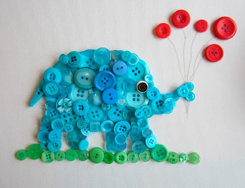 elefante-de-botão