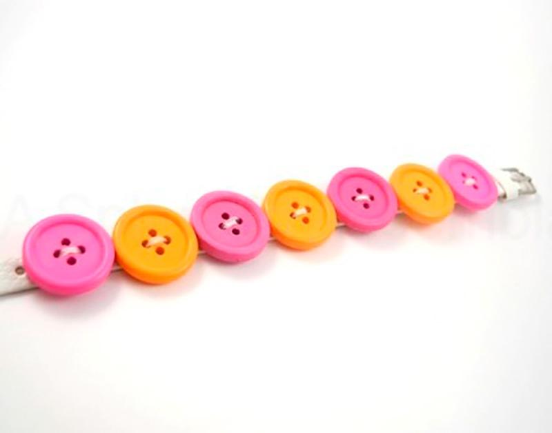 bracelete-de-botões